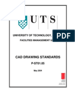 Cad Standards Uts