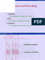 Lecture07 Modulation Encoding