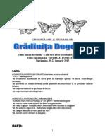 Raport Saptamanal 19-23-Ianuarie 2015