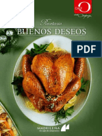 Chef Oropeza - Recetario Buenos Deseos