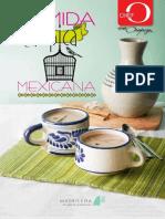 Chef Oropeza - Recetario Comida Atípica Mexicana