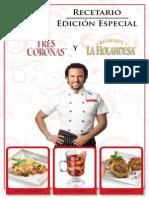 Chef Oropeza - Recetario Edicion Especial 2011