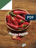 Chef Oropeza - Recetario Fiestas Patrias