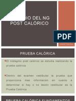 12 Estudio Del Ng Post Calórico 2014