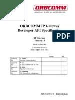 Orbcomm Ip Gateway Apivcd2