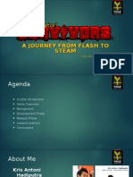 Infectonator Survivors - A Journey From Flash to Steam