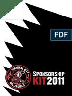 Sample Sponsorship Kit