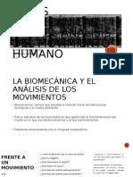 Bases Biomecánicas Para El Análisis Del Movimiento Humano