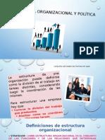 Estructura Organizacional y Política