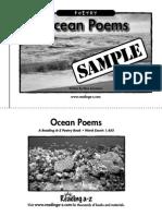 Ocean Poems