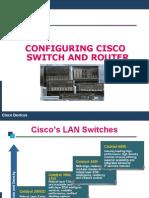 Cisco Devices