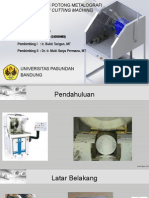 Presentation metalografi
