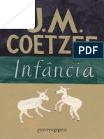 Infância - J. M. Coetzee