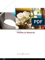 Travel Leaders Luxury Hotels & Resorts, 2010