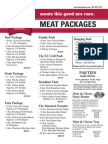Meat Packages