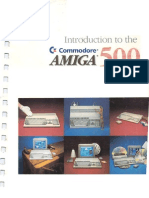 Amiga 500 Introduction