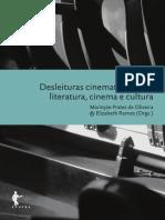 Desleituras Cinematográficas Literatura Cinema e Cultura