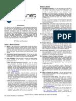 ISP Policies & Procedures