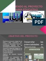 Conociendo Al Proyecto Canaima Educativo