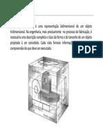Desenho técnico - Projeção Ortogonal