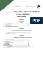 156664884 Manual de Instalacion y Afinado de Equipos de GNC Para Vehiculos