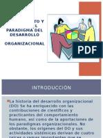 Surguimiento y Raices Del Paradigma Del Desarrollo