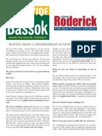 Bassok Roderick Rail Plan