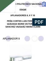 Expo Aplanadores