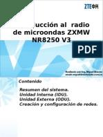 Introducción Al Radio de Microondas ZXMW NR8250 V3