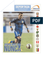 Deportada Copa América