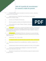 Guía de Estudio de La Prueba de Conocimientos Generales Biologia y Quimica
