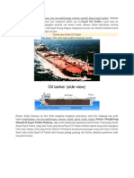 oil calculation for tanker ships