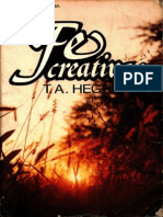 T. a. Hegre - Fe Creativa (Libro PDF)