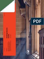 Sydney Uni 2016 UG Guide