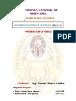 Monografia de Ingenieria Economica y Finanzas