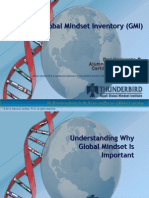 Global Mindset Inventory