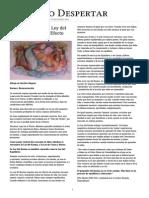 La Ley del Karma o Ley del Equilibrio, Causa y Efecto.pdf