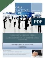 revista teoria organizacional cap 2 y 3