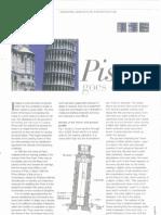 Pisa Goes Critical