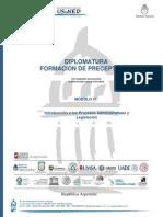 Material Teórico Módulo N°4 Diplomatura Formación de Preceptores