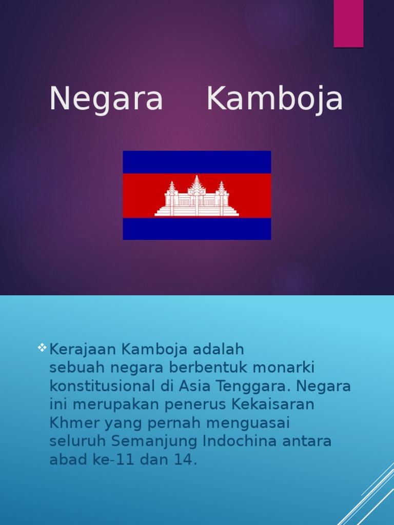 Gambar Negara Kamboja Negara Kamboja