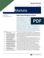 GIC on the Markets