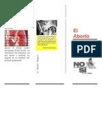 Que Es El Aborto