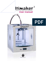 Ultimaker 2 User Manual V1.12