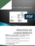 Presentacion Procesos de Conocimiento Lic Choc