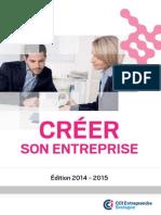 Guide Creer Son Entreprise