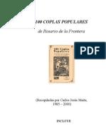 100 Coplas Populares