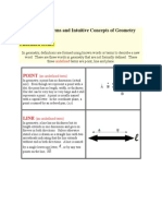Concepts of Geometry cbse 10