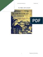 Veinte Matematicos Celebres - Francisco Vera.pdf