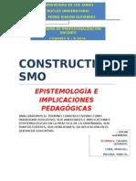 Epistemologia Del Constructivismo